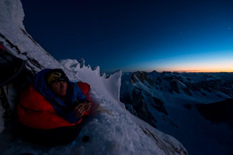 Photo: Stephan Siegrist - Cerro Standhardt
