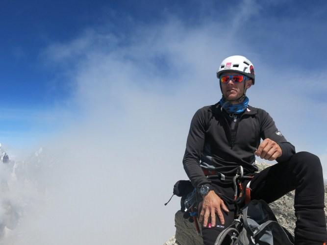 Photo: Stephan Siegrist - Corner Peak