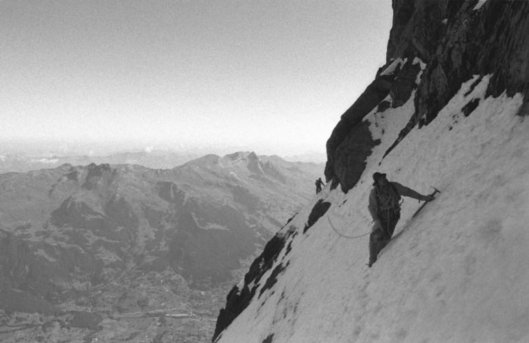 Photo: Stephan Siegrist - Eiger Retro